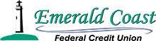 Emerald Coast Federal Credit Union logo